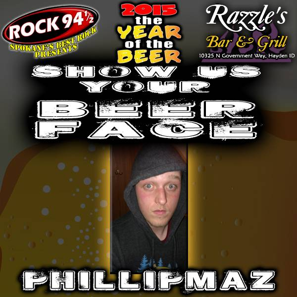 Show Us Your Beer Face 34