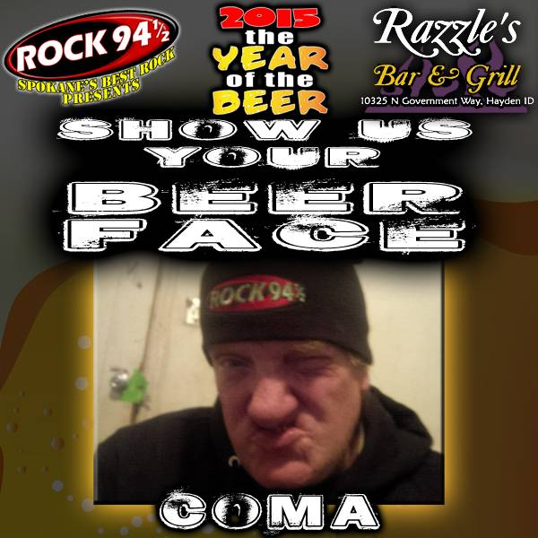 Show Us Your Beer Face 38
