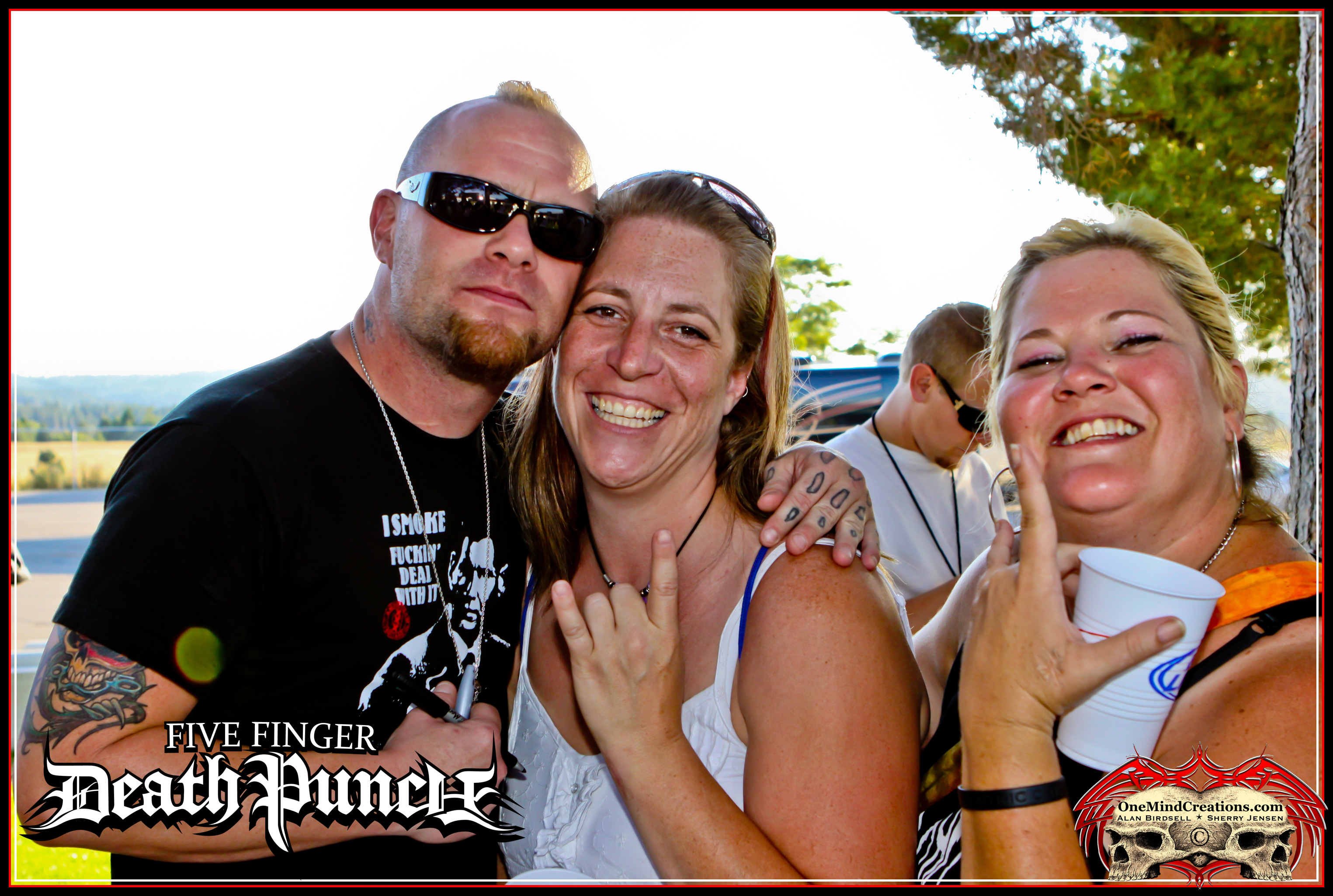 five finger death punch meet and greet