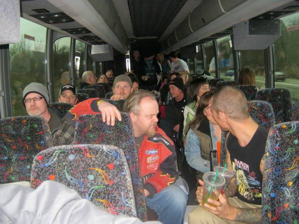 Gigantour Party Bus 022112 27
